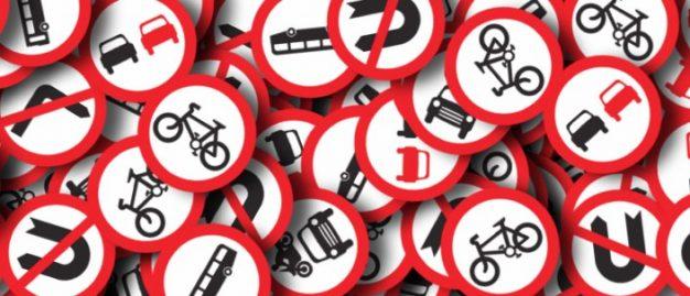 Verkeersregels buitenland