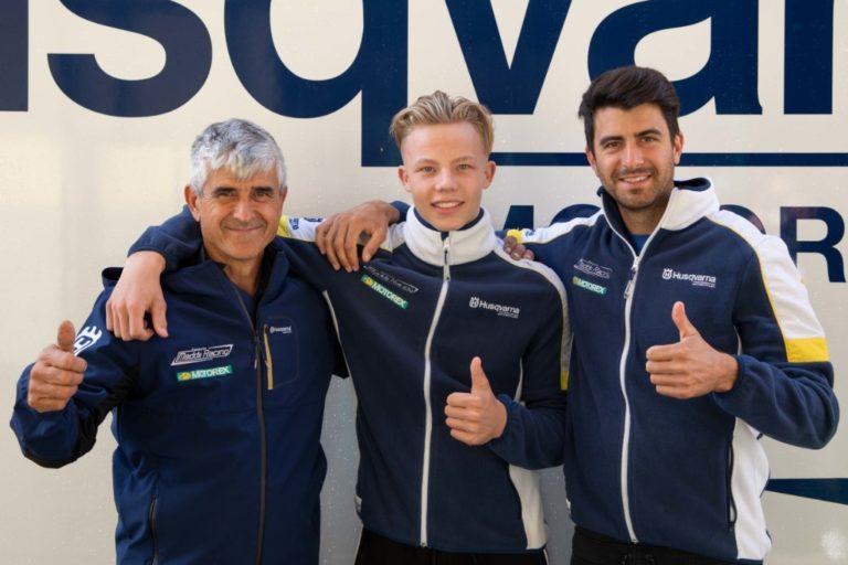 Raf Meuwissen tekent bij Italiaans team.