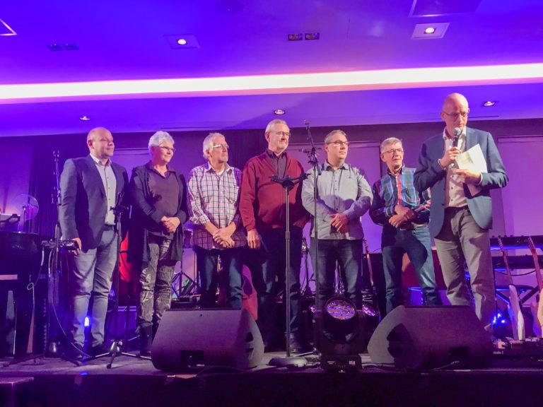 KNMV Vrijwilligersfeest 2018 - KNMV reisbegeleiders