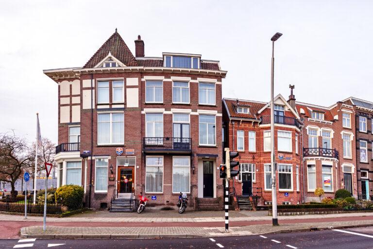 KNMV-gebouw in hartje Arnhem