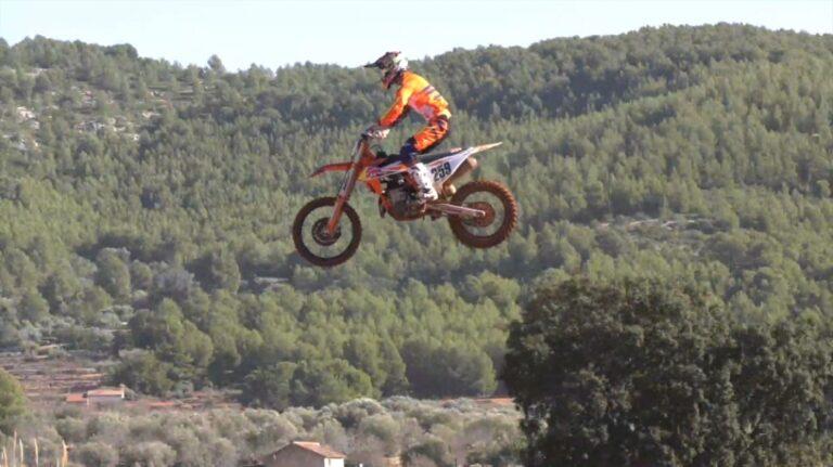 Motocrosser Glenn Coldenhoff