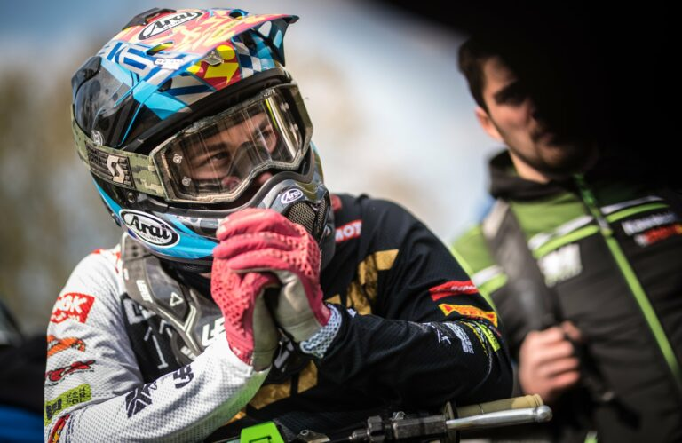 Henry Jacobi van F&H Racing Team (foto: Bart Amsing / BAMX Photography)