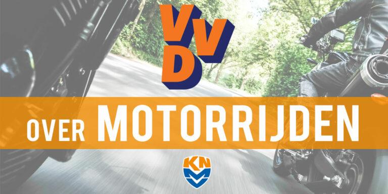 Europese Verkiezingen: VVD over motorrijden