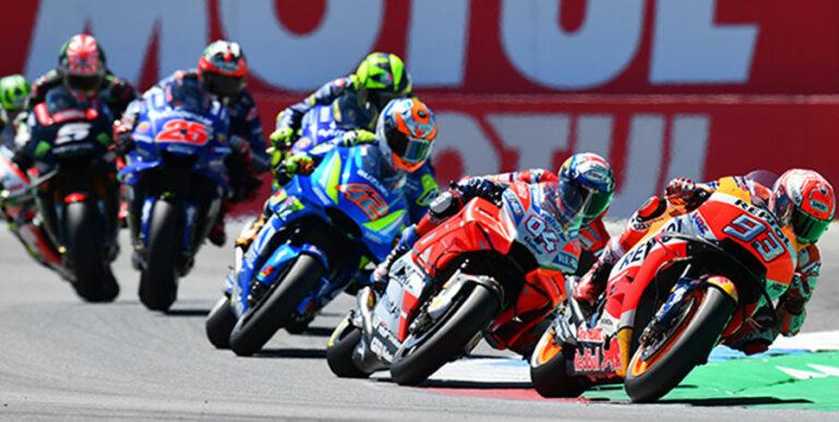 MotoGP,GT-bocht Assen, 2018