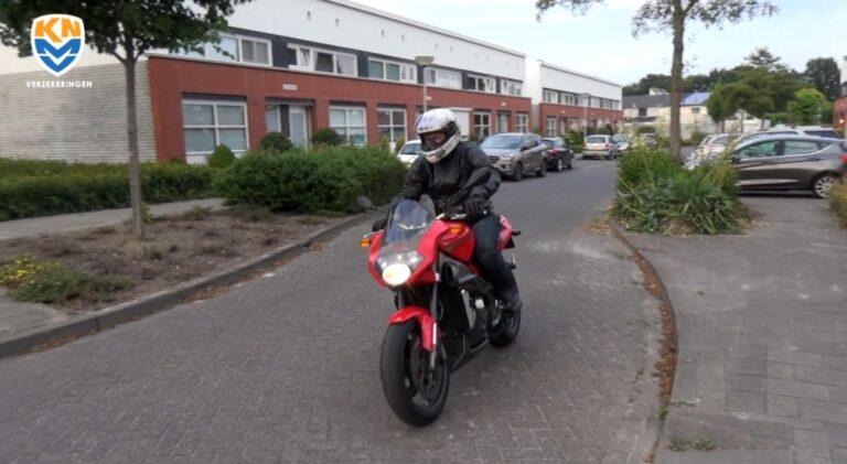 Thierry Janssen werd snel geholpen door KNMV Verzekeringen