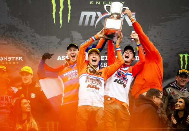 Motorsportgeschiedenis; een dag om nooit te vergeten! (29-9-19) (foto: Remko de Waal/Red Bull)
