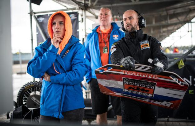 Spanning in de pitlane: pakt TeamNL de titel?