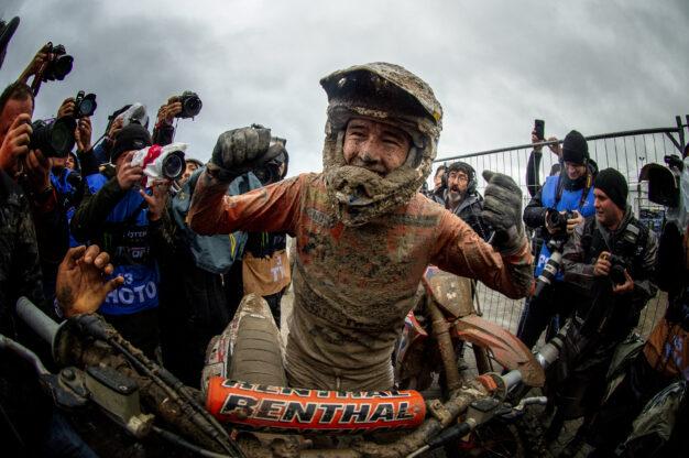 Nou en of! Glenn wint ook race 3! Jeffrey komt terug naar plek 4! (foto: Bavo Swijgers/Red Bull)