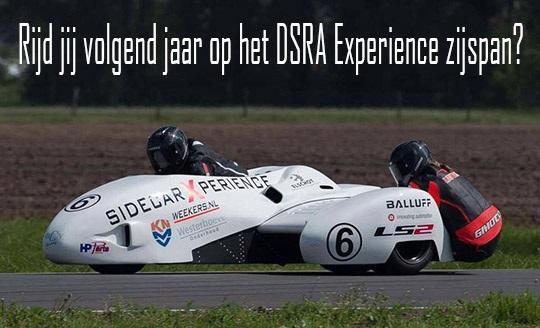 DSRA Experience zijspan