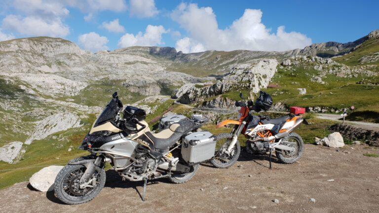 KNMV Dirty Roads motorreis