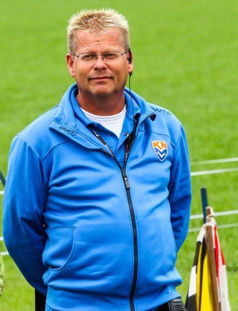 KNMV-official Auke Engel (foto: Jesper Veldhuizen)