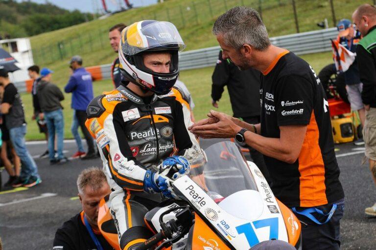 Ruben Bijman (foto: Pearle Gebben Racing)