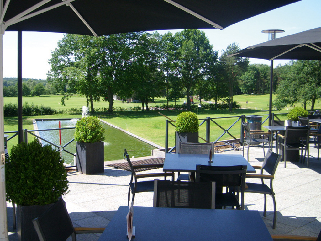Hotel Papendal terras