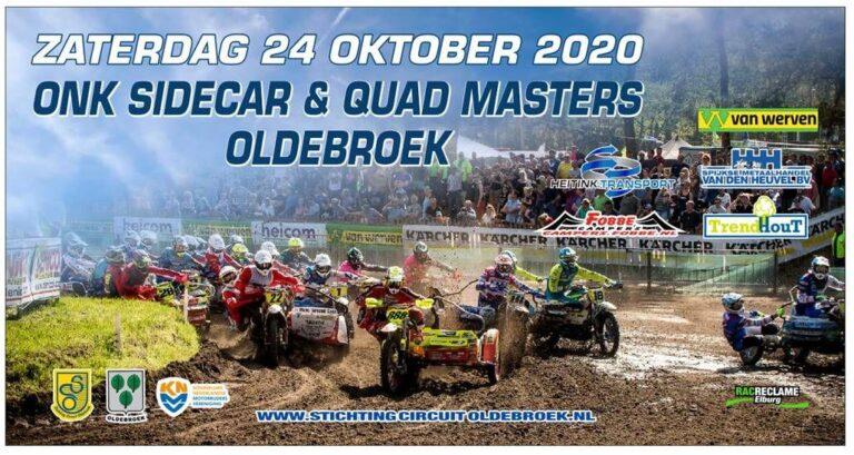 Poster Oldebroek, 24-10-20
